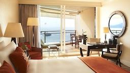 Premium Oda, 1 En Büyük Boy Yatak, Sigara İçilmez, Deniz Manzaralı