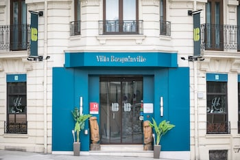 Villa Bougainville by Happyculture