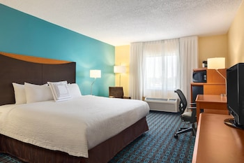 Hotel - Fairfield Inn & Suites Norman
