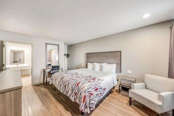 Deluxe Room, 2 Queen Beds, Non Smoking, Poolside