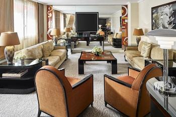 Suite, Terrace (Duplex)