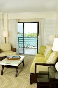 Junior Suite, Lagoon View