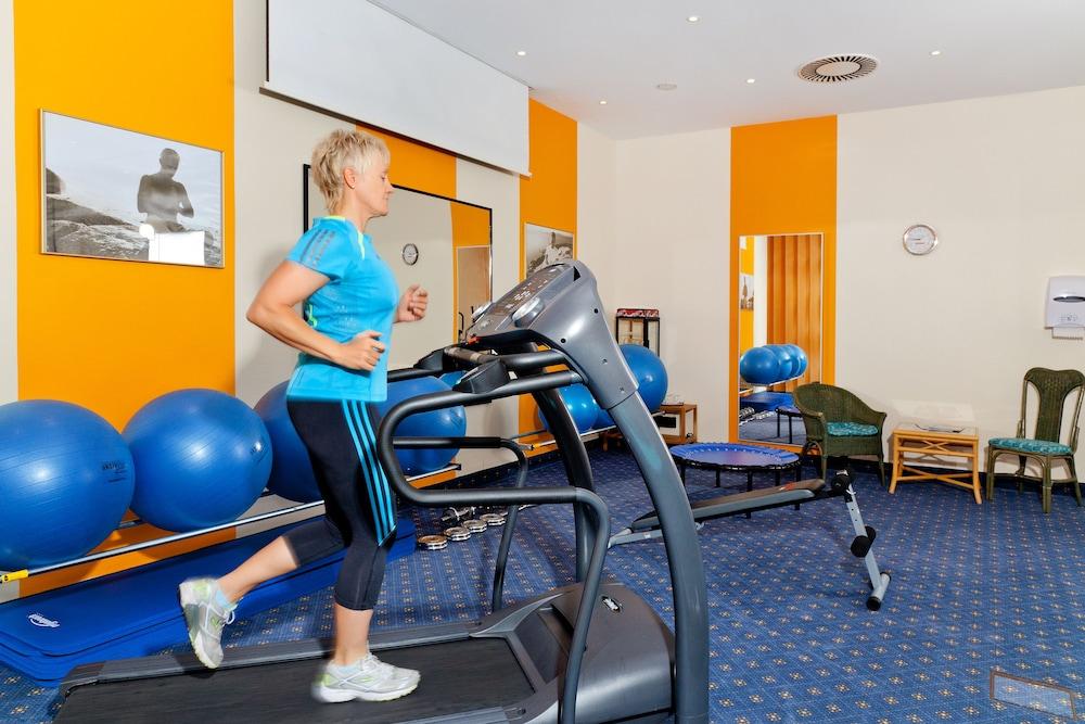 파크호텔 루에겐(Parkhotel Ruegen) Hotel Image 10 - Fitness Facility