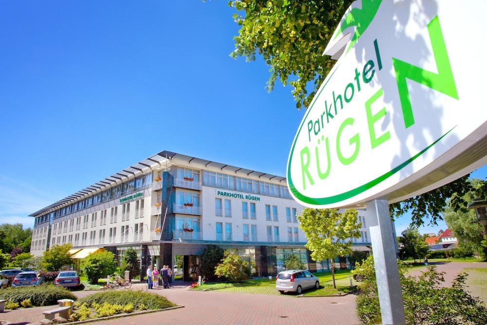 파크호텔 루에겐(Parkhotel Ruegen) Hotel Image 29 - Hotel Entrance