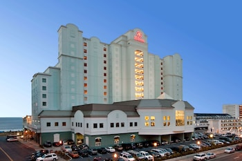 海洋城海濱套房希爾頓飯店 Hilton Ocean City Oceanfront Suites
