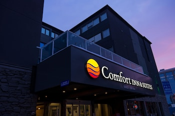 Hotel - Comfort Inn & Suites Downtown Edmonton