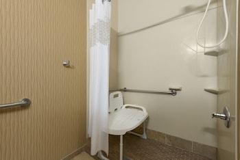 Hampton Inn by Hilton Merrillville - Bathroom  - #0