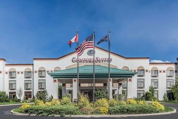 Hotel - Comfort Suites Ogden Conference Center
