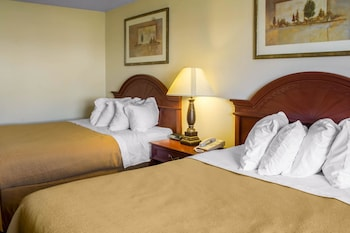 Sioux City Vacations - Quality Inn & Suites - Property Image 1