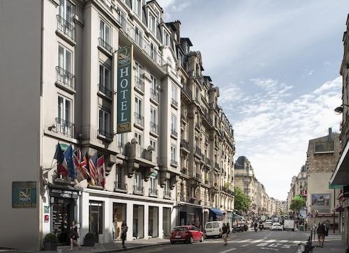 . Hôtel Abaca Messidor by HappyCulture