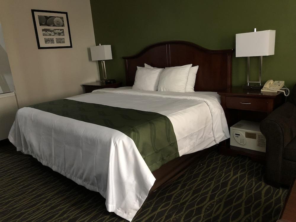 퀄리티 인 & 스위트(Quality Inn & Suites) Hotel Image 5 - Guestroom