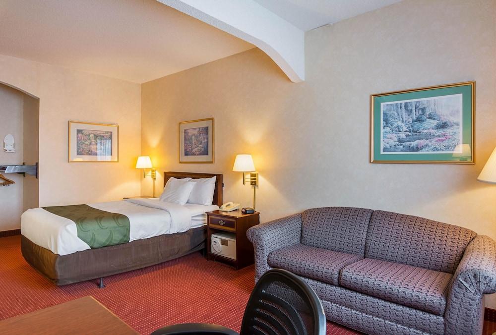 퀄리티 인 & 스위트(Quality Inn & Suites) Hotel Image 8 - Guestroom