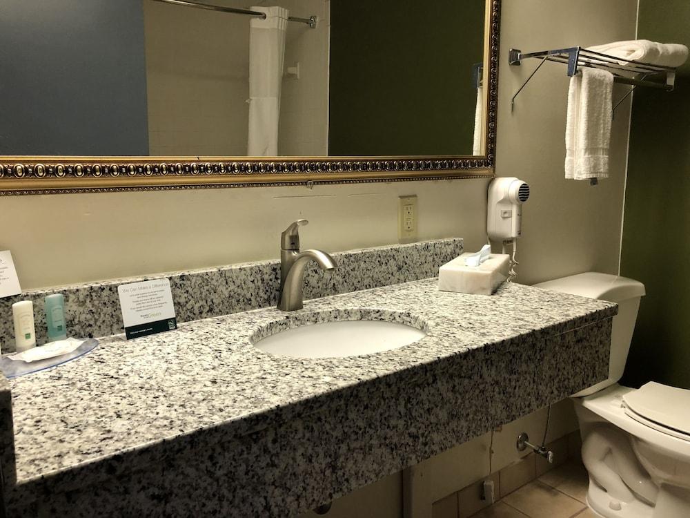 퀄리티 인 & 스위트(Quality Inn & Suites) Hotel Image 20 - Bathroom Sink