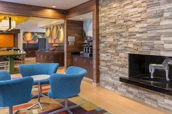 盧伯克費爾菲爾德套房飯店 Fairfield Inn & Suites Lubbock