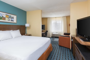 Hotel - Fairfield Inn & Suites Lubbock