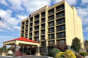 Comfort Suites Mountain Mile Area