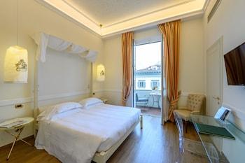 Superior Double Room, Balcony