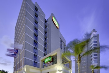 Hotel - Courtyard by Marriott San Juan Miramar