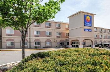 阿拉米達阿布奎基熱氣球節公園凱富套房飯店 Comfort Inn & Suites Alameda at Albuquerque Balloon Fiesta Park
