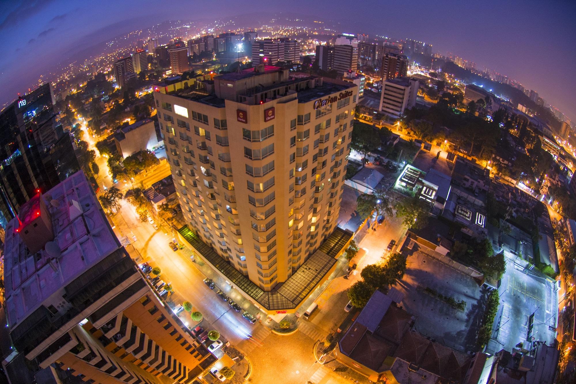 Clarion Suites Guatemala City, ZONA 10