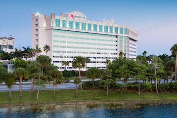 Hotel - West Palm Beach Marriott