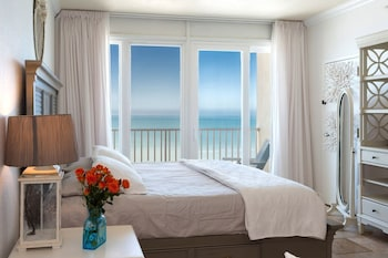 Executive Room, 1 King Bed, Ocean View (605)