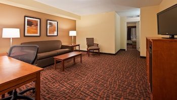 Suite, Multiple Beds, Non Smoking, Refrigerator & Microwave (with Sofabed)