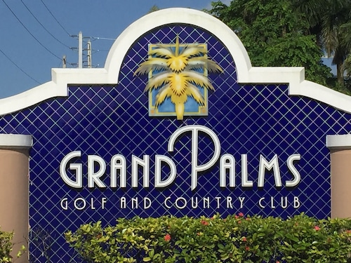 Grand Palms Spa & Golf Resort, Broward