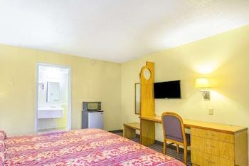 Room, 1 King Bed, Smoking, Microwave