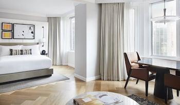 City View Junior Suite - One Queen Bed