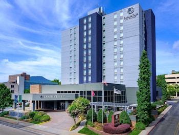 查特諾加市希爾頓逸林飯店 DoubleTree by Hilton Chattanooga