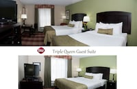 Standard Room, 2 Queen Beds, Non Smoking, Refrigerator & Microwave (3 Queen Beds) at Best Western Plus Addison/Dallas Hotel in Dallas