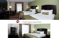 Standard Room, 2 Queen Beds, Non Smoking, Refrigerator & Microwave (3 Queen Beds)
