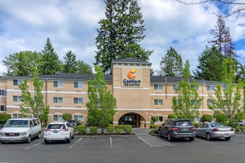 巴薩爾北西雅圖凱富套房飯店 Comfort Inn & Suites Bothell - Seattle North