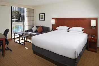 King two room suite