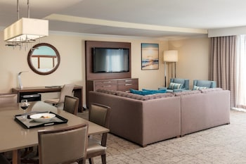 Junior Suite, 1 King Bed (The Gulf Front)