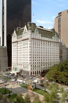 Featured Image at The Plaza Hotel in New York