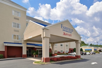Hotel - Fairfield Inn & Suites by Marriott Hickory