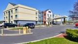 Fairfield Inn Marriott Rochester Airport