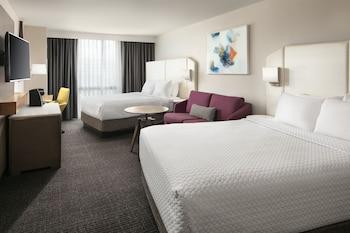Standard Room, 2 Queen Beds (Worklife)