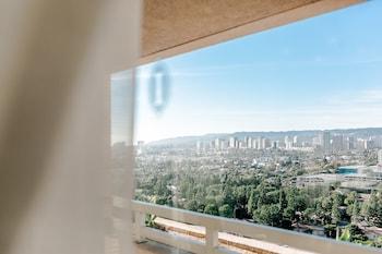 比佛利山莊洛杉磯世紀城洲際酒店