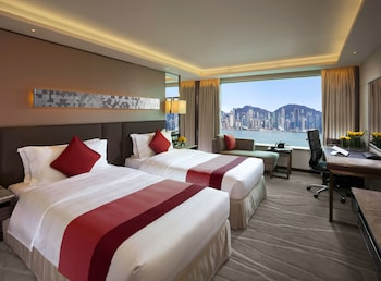 Premier Room, 1 King Bed, Harbor View