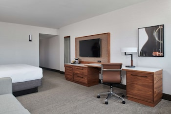 Room, 1 King Bed, Accessible, Bathtub (Mobility & Hearing)