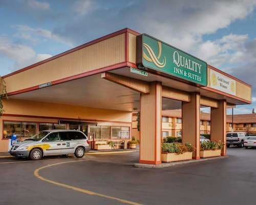 . Quality Inn and Suites Airport
