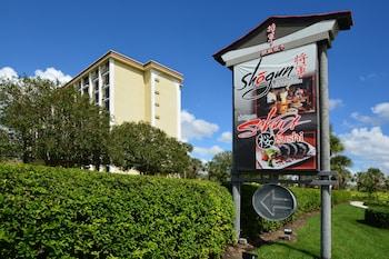 Street View at Rosen Inn, closest to Universal in Orlando
