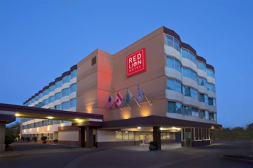 . Red Lion Hotel Seattle Airport Sea-Tac