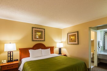 Guestroom at Quality Inn & Suites Garland - East Dallas in Garland
