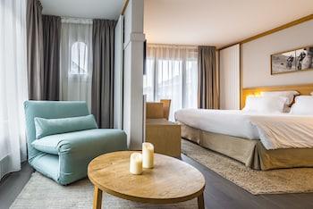 Luxury Double or Twin Room, Balcony