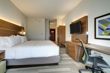 Room, 1 King Bed, Accessible, Non Smoking (Hear Accessible Roll In Shwr)