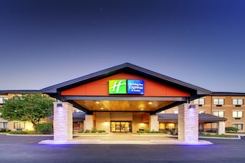Hotel - Holiday Inn Express & Suites Aurora - Naperville